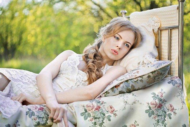 Izbira udobne posteljnine za miren spanec