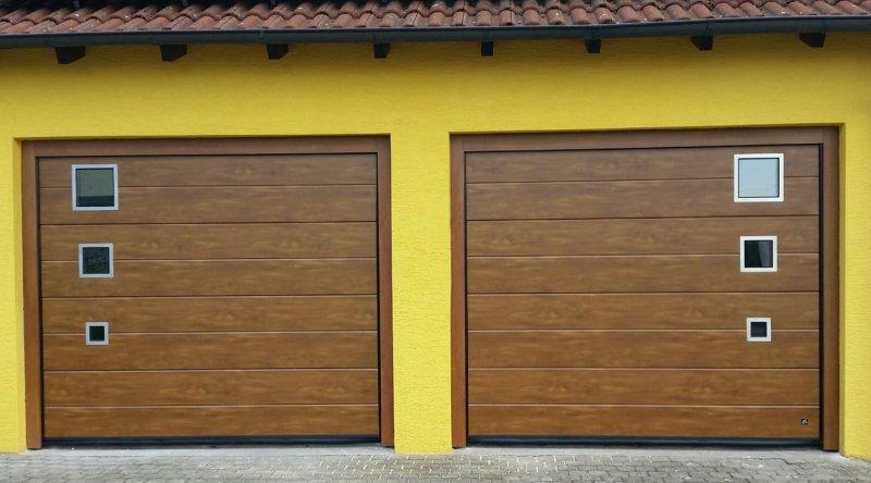 Dvižna garažna vrata so praktična in preprosta z uporabo